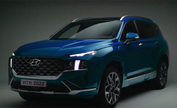 Hyundai Santa Fe 2022 para México