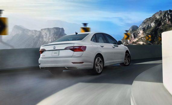 Volkswagen Jetta 2021 en México exterior parte trasera