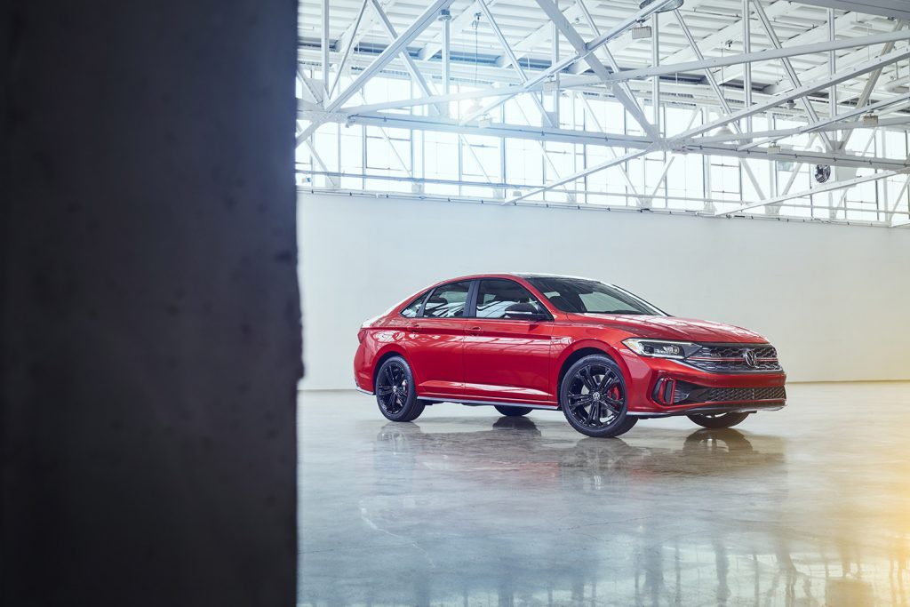 Volkswagen Jetta 2022 en México - frente lateral