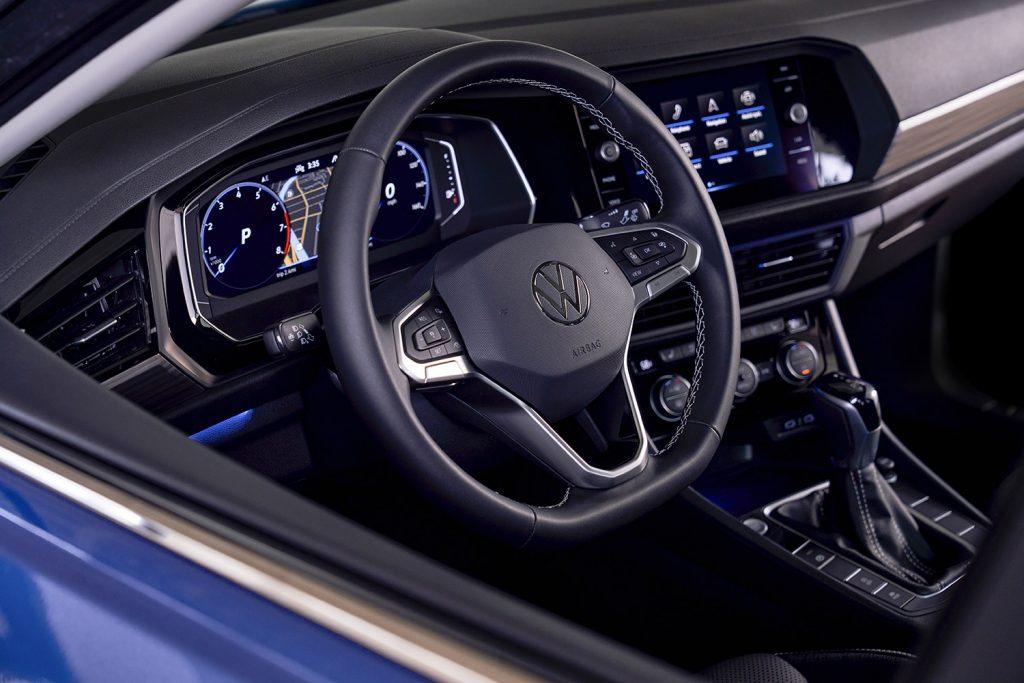Volkswagen Jetta 2022 en México - renovado volante