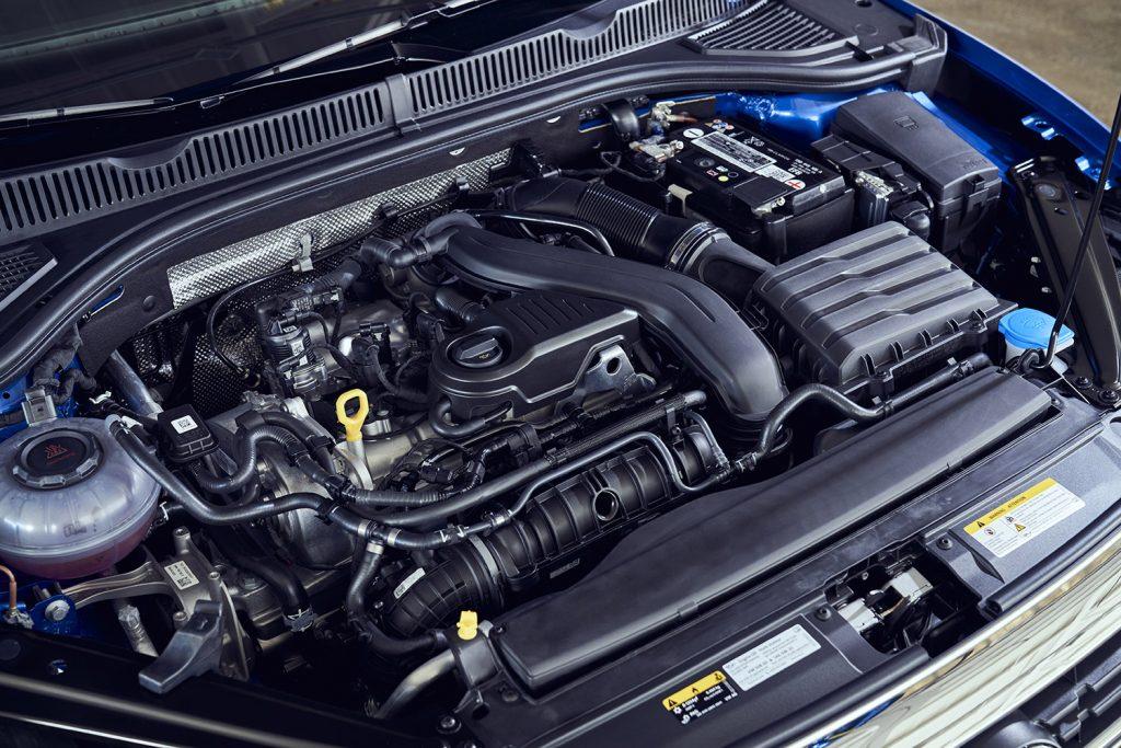 Volkswagen Jetta 2022 en México - motor