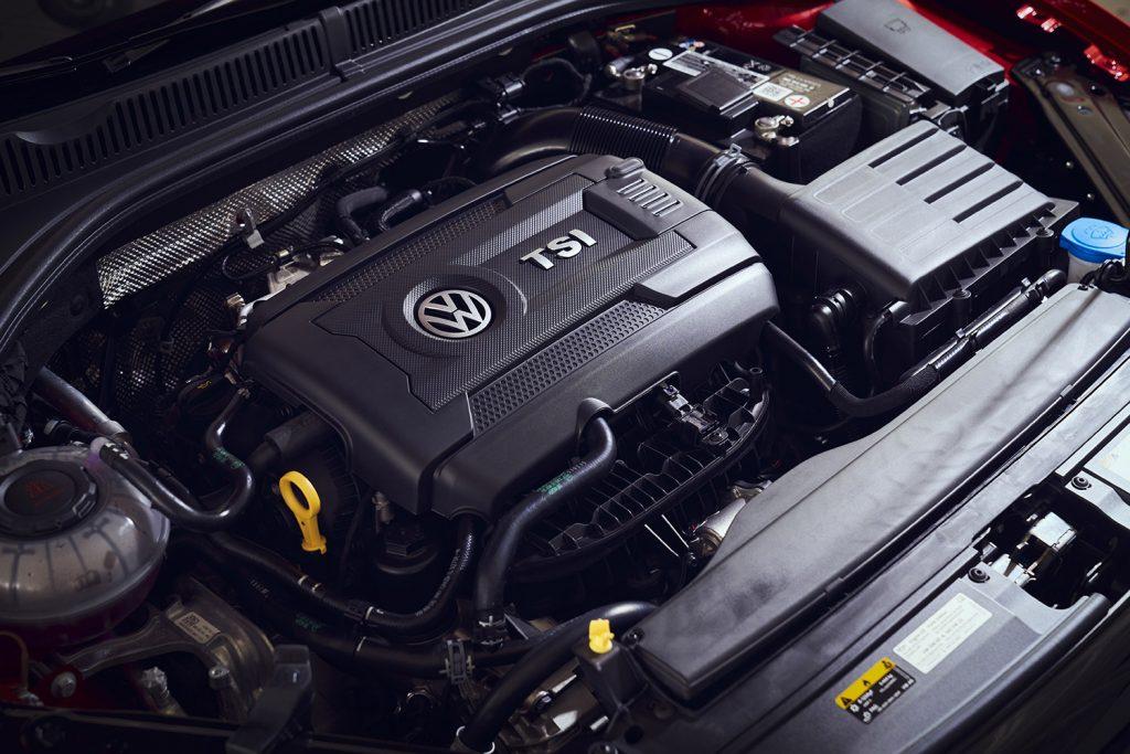 Volkswagen Jetta 2022 en México - motor TSI