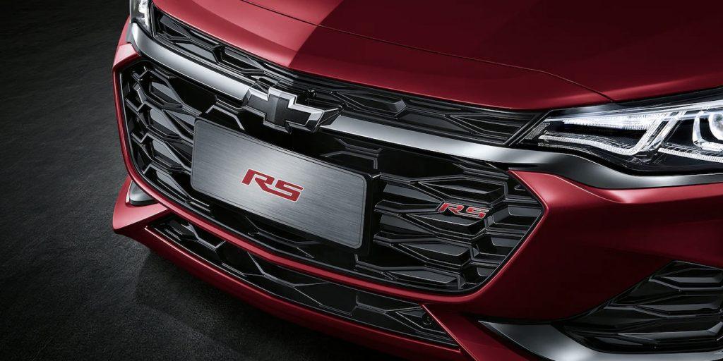 Chevrolet Cavalier RS Turbo 2022 parrilla
