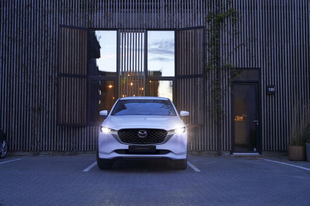 Mazda CX-5 2022 nuevo frente