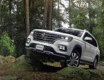 MG RX-8 2022 en México color blanco en bosque