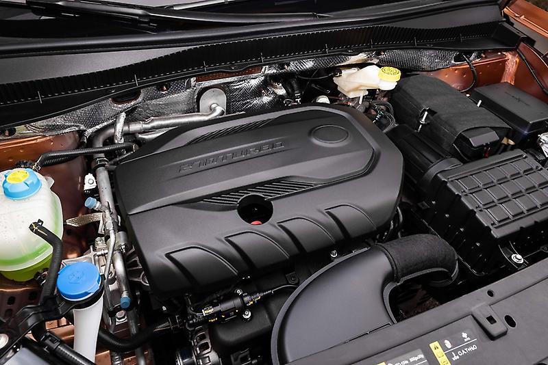 Dodge Journey 2022 en México motor