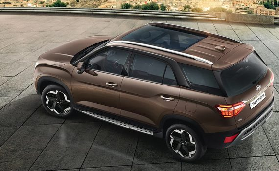 Hyundai Creta Grand 2022 lateral