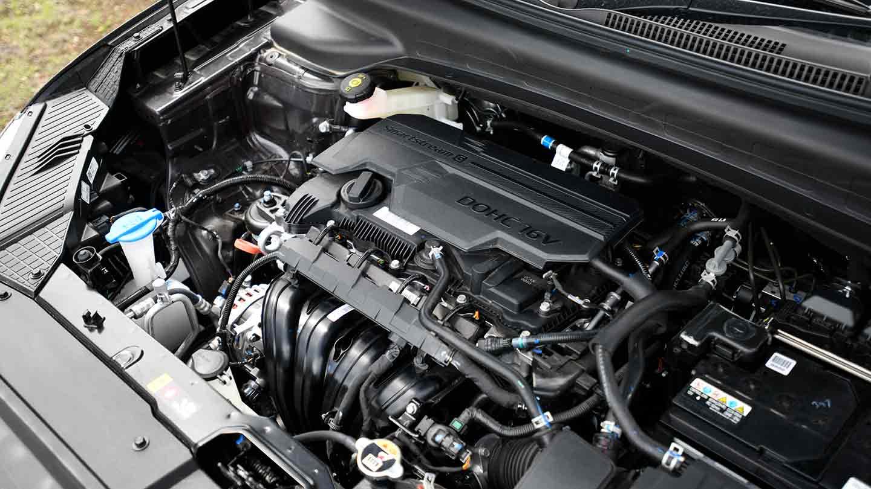 Hyundai Creta Grand 2022 en México motor potente de 2.0L