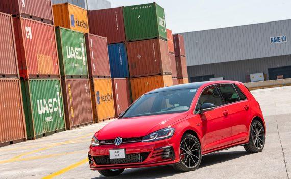 Último Volkswagen GTI en México se despide en subasta